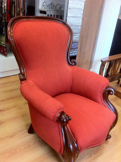 Antique Furniture Upholstery